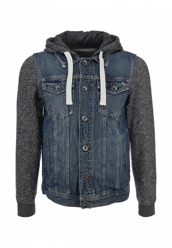 Джинсовая куртка Burton Menswear London 06D02FBLU: изображение 1