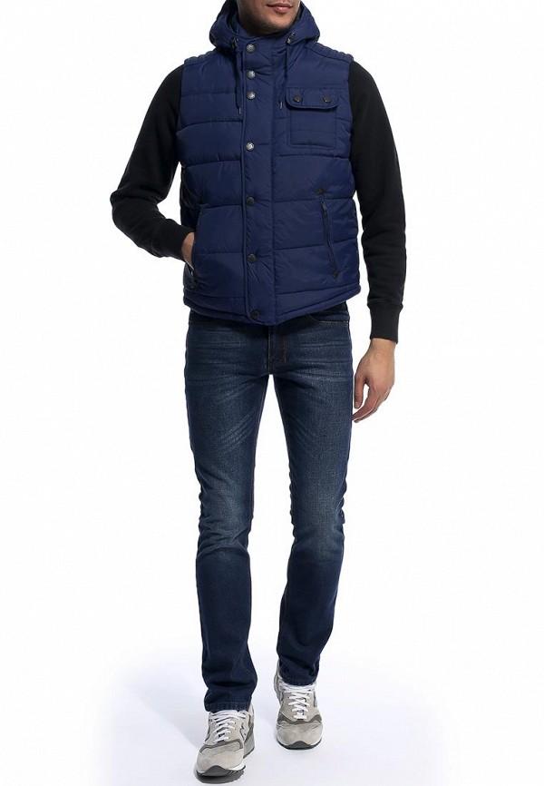 Жилет Burton Menswear London 06G02FBLU: изображение 3
