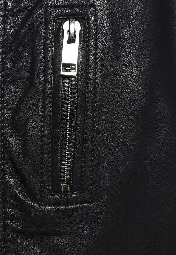 Кожаная куртка Burton Menswear London 06M03FBLK: изображение 2