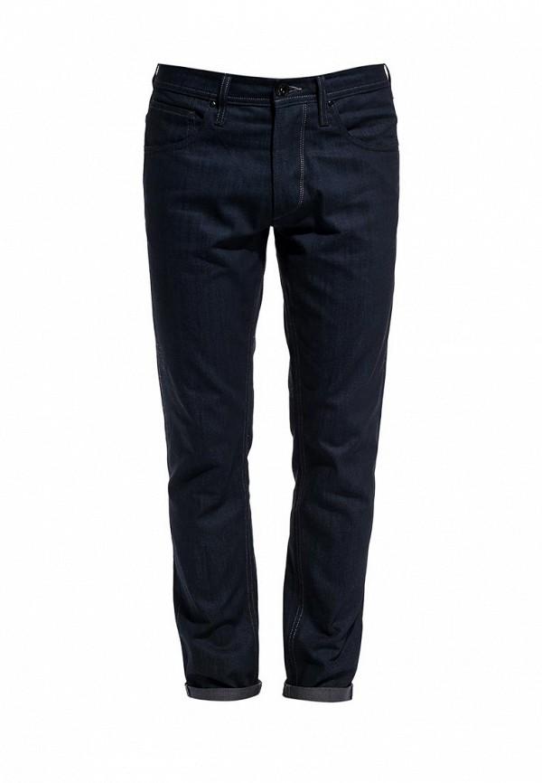 Зауженные джинсы Burton Menswear London 12A01FBLU: изображение 1