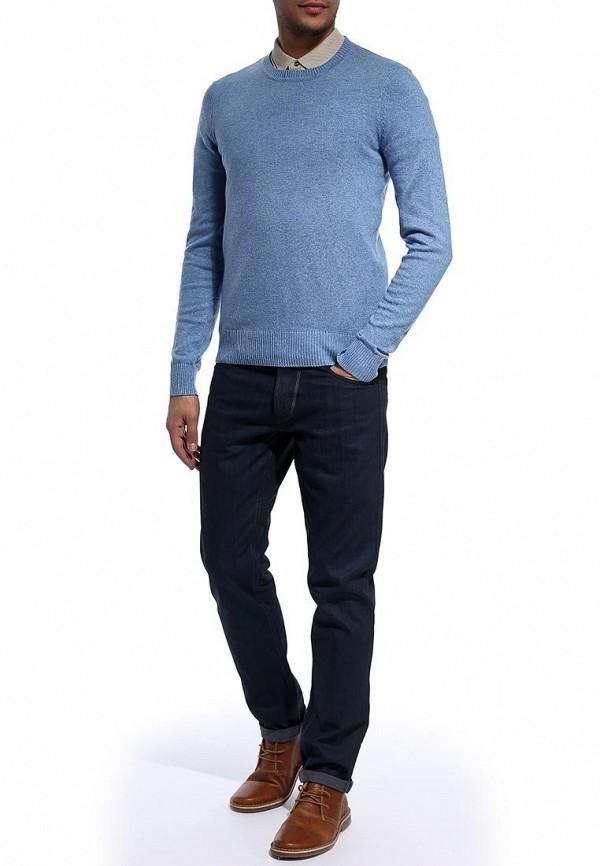Зауженные джинсы Burton Menswear London 12A01FBLU: изображение 3