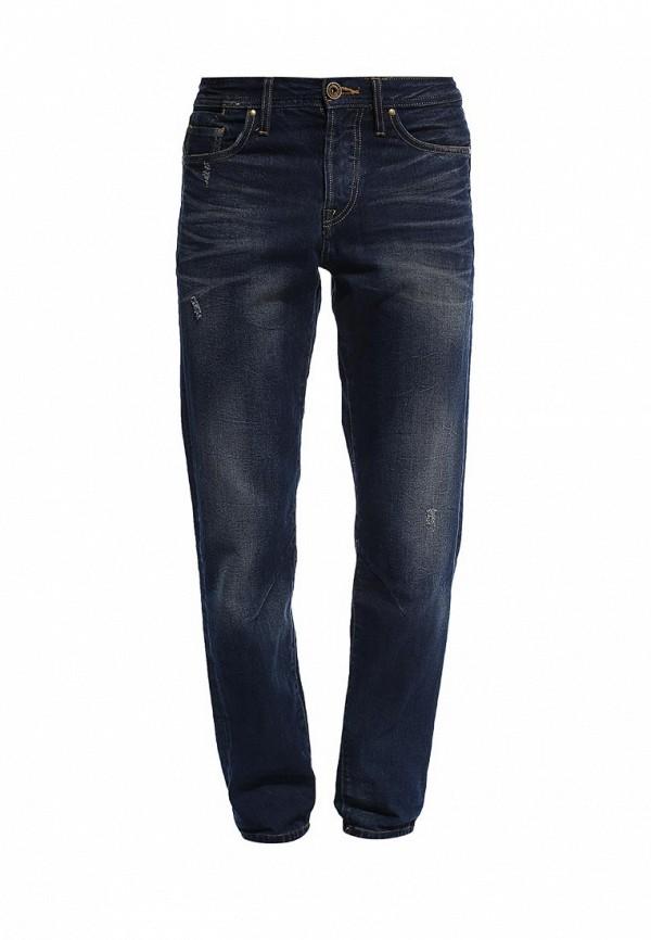 Мужские прямые джинсы Burton Menswear London 12T03FBLU: изображение 1