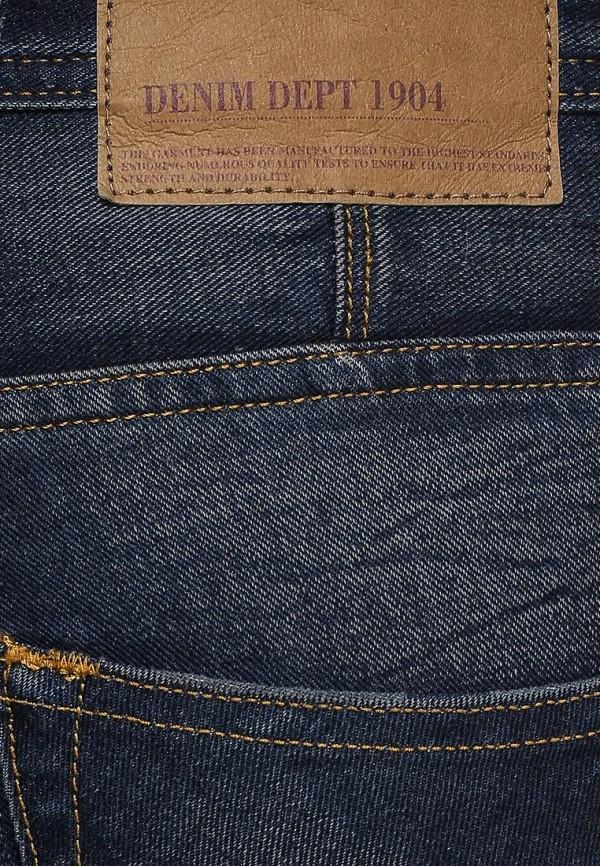 Мужские прямые джинсы Burton Menswear London 12T03FBLU: изображение 2