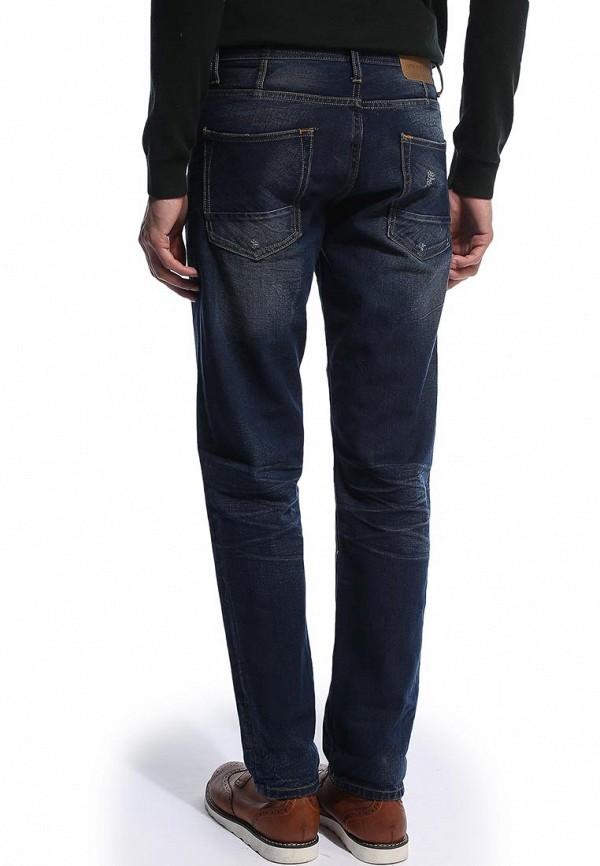 Мужские прямые джинсы Burton Menswear London 12T03FBLU: изображение 4