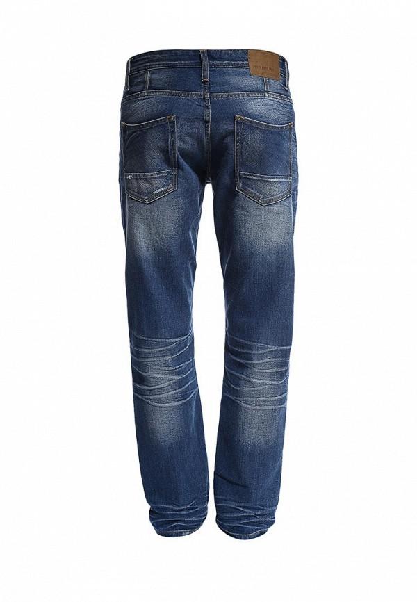 Мужские прямые джинсы Burton Menswear London 12T04FBLU: изображение 2