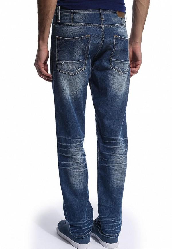 Мужские прямые джинсы Burton Menswear London 12T04FBLU: изображение 5