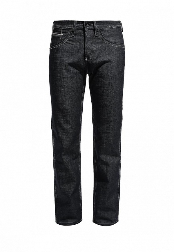 Мужские прямые джинсы Burton Menswear London 12T07FBLU: изображение 1