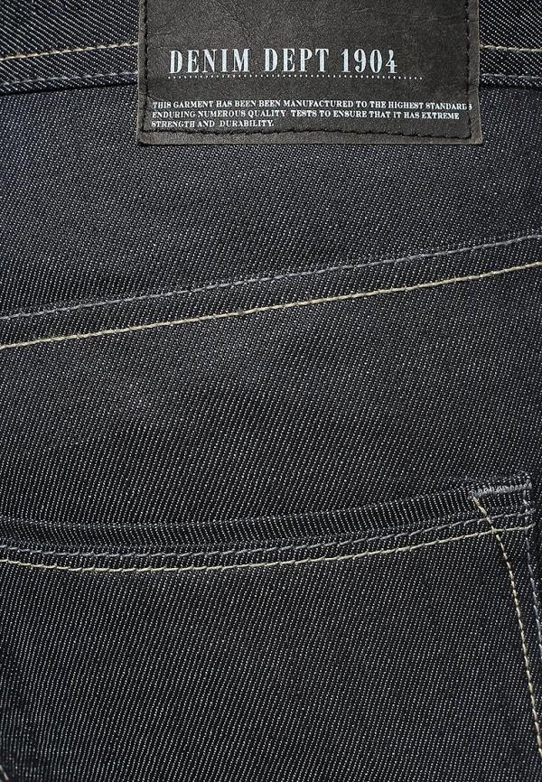 Мужские прямые джинсы Burton Menswear London 12T07FBLU: изображение 2
