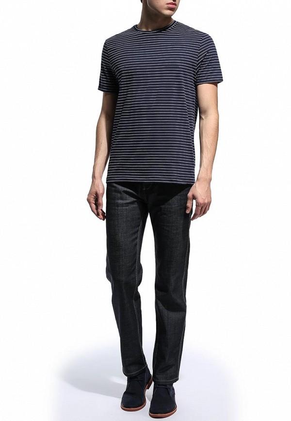 Мужские прямые джинсы Burton Menswear London 12T07FBLU: изображение 3