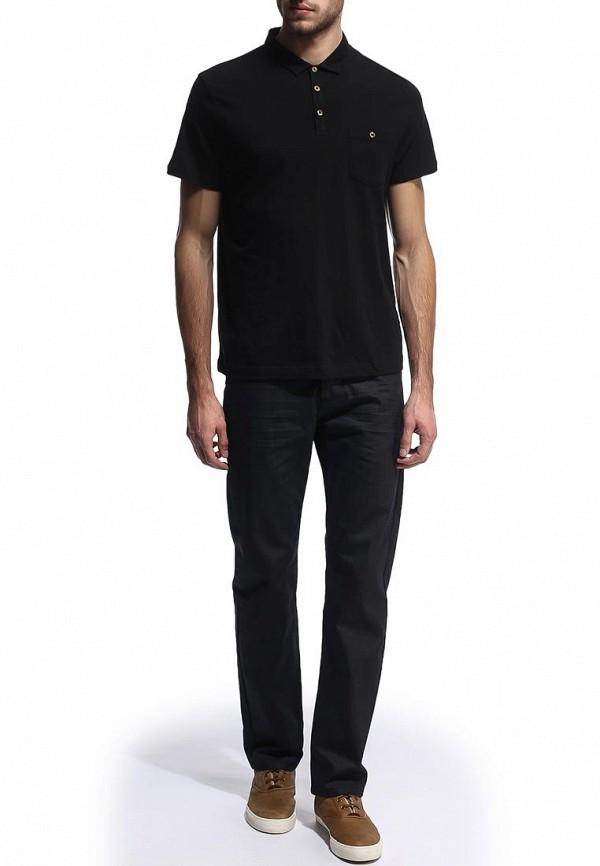 Мужские прямые джинсы Burton Menswear London 12T08FBLU: изображение 3