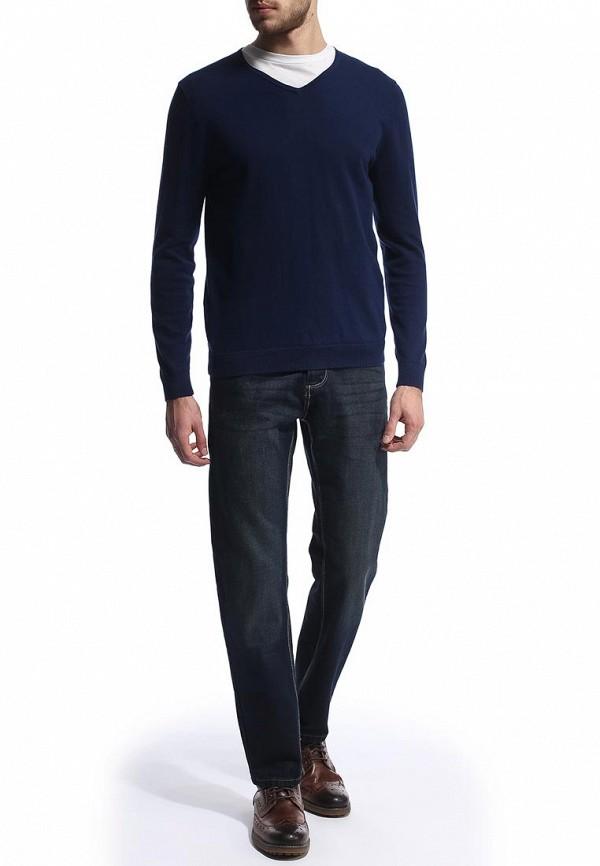 Мужские прямые джинсы Burton Menswear London 12T09FBLU: изображение 3