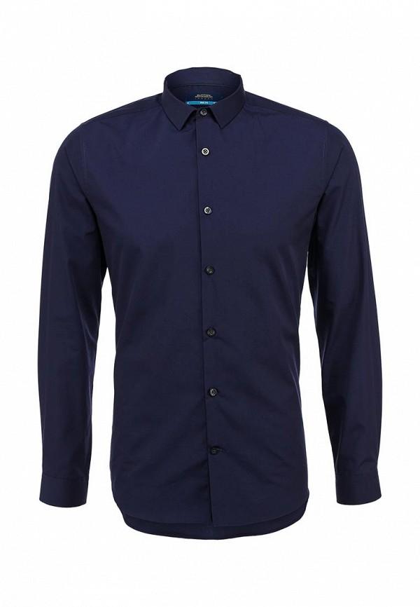 Рубашка с длинным рукавом Burton Menswear London 19B01ENVY: изображение 1