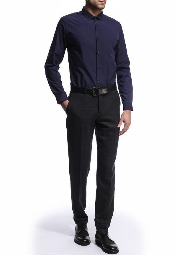Рубашка с длинным рукавом Burton Menswear London 19B01ENVY: изображение 3