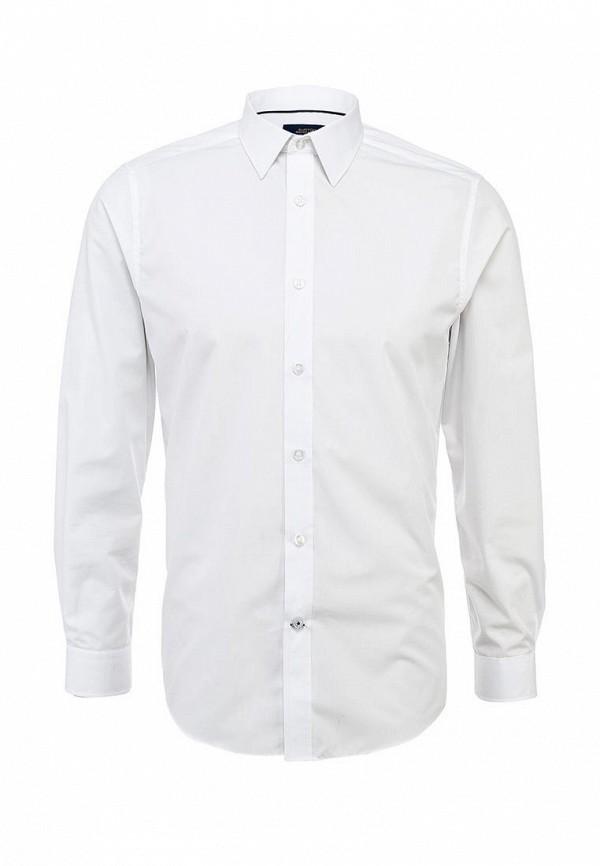 Рубашка с длинным рукавом Burton Menswear London 19B03EWHT: изображение 1