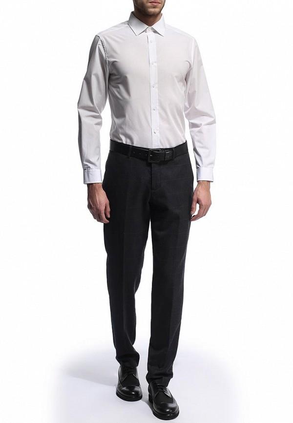 Рубашка с длинным рукавом Burton Menswear London 19B03EWHT: изображение 3