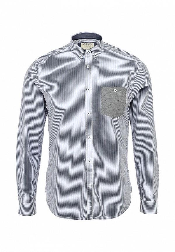 Рубашка с длинным рукавом Burton Menswear London 22C03FBLU: изображение 1