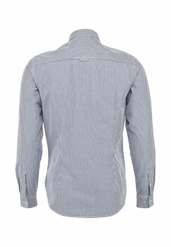 Рубашка с длинным рукавом Burton Menswear London 22C03FBLU: изображение 2