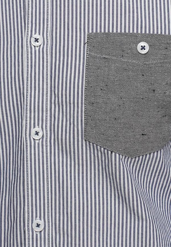 Рубашка с длинным рукавом Burton Menswear London 22C03FBLU: изображение 3