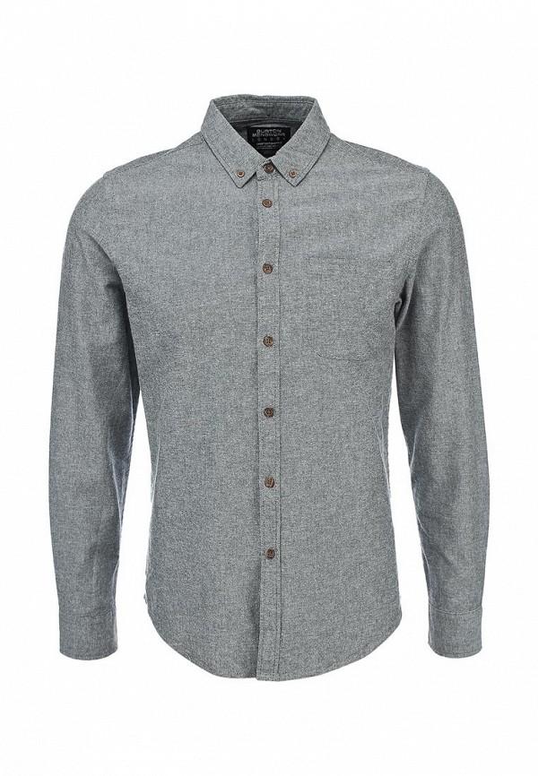 Рубашка с длинным рукавом Burton Menswear London 22O03FGRN: изображение 1