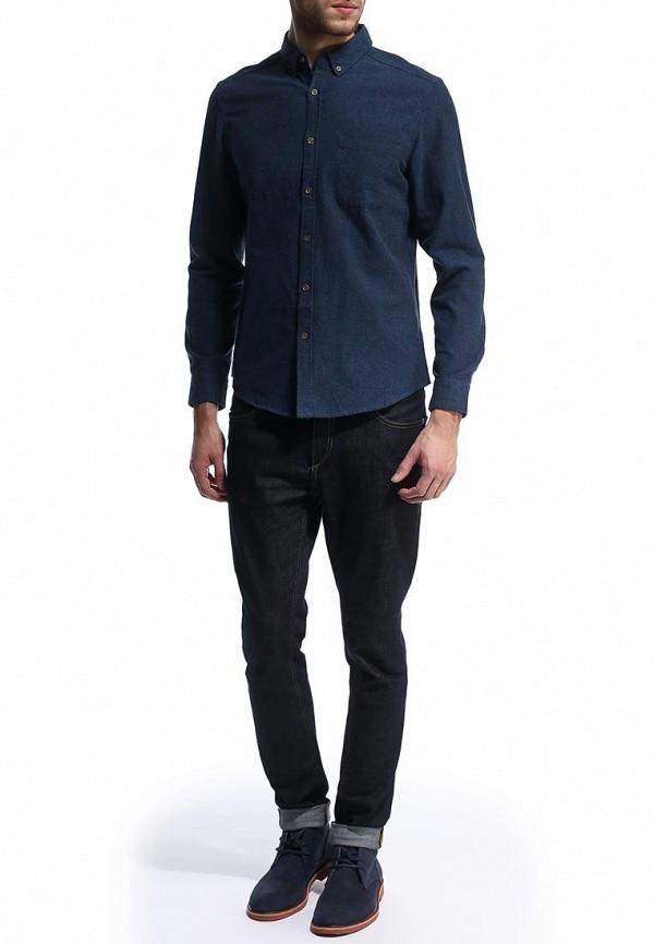 Рубашка с длинным рукавом Burton Menswear London 22O03FNVY: изображение 4