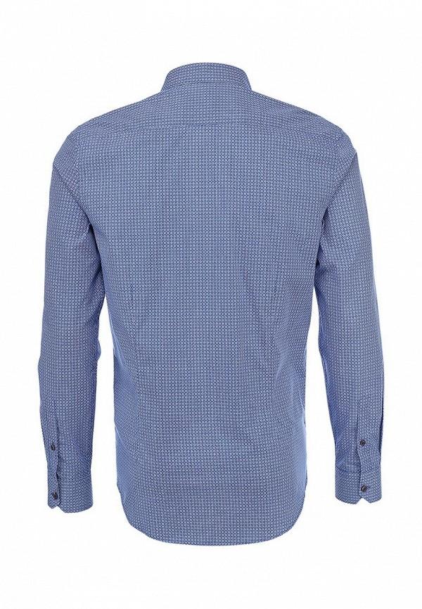 Рубашка с длинным рукавом Burton Menswear London 22P07FBLU: изображение 2