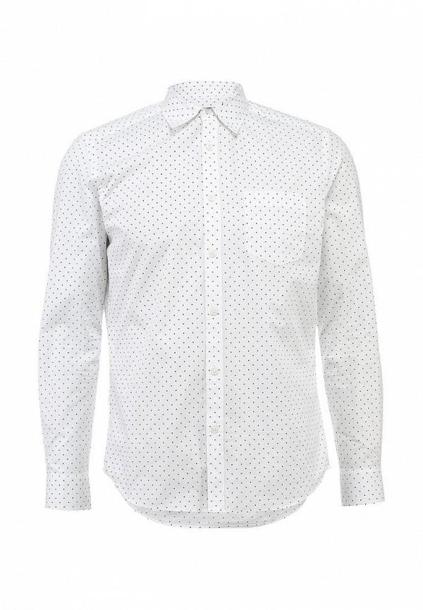 Рубашка с длинным рукавом Burton Menswear London 22P09FWHT: изображение 1