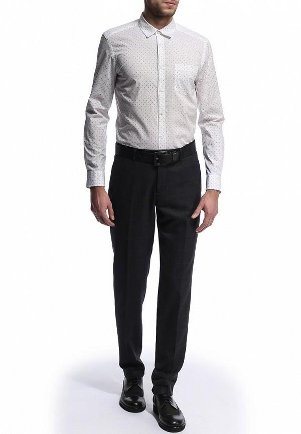 Рубашка с длинным рукавом Burton Menswear London 22P09FWHT: изображение 3