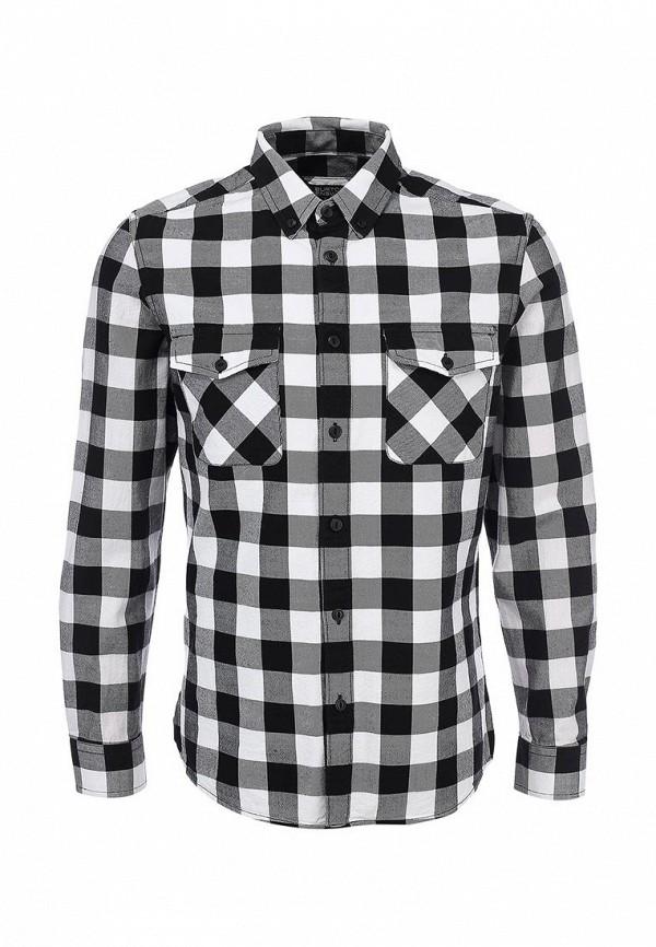 Рубашка с длинным рукавом Burton Menswear London 22S05FBLK: изображение 1