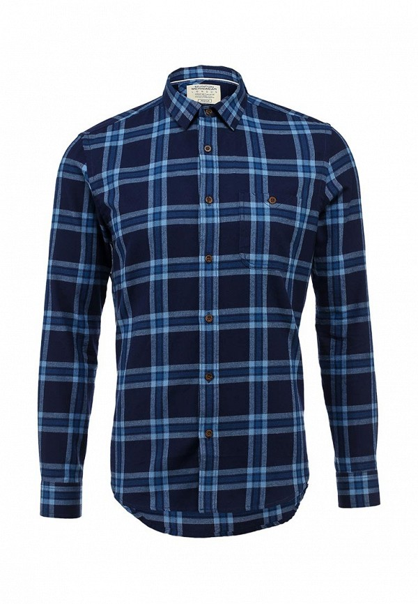 Рубашка с длинным рукавом Burton Menswear London 22S09FBLU: изображение 1