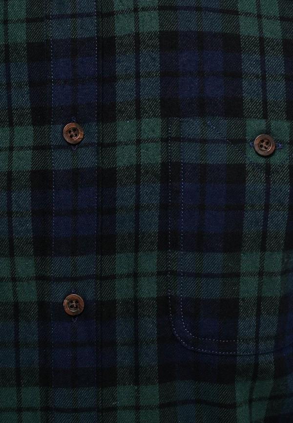 Рубашка с длинным рукавом Burton Menswear London 22S09FGRN: изображение 2