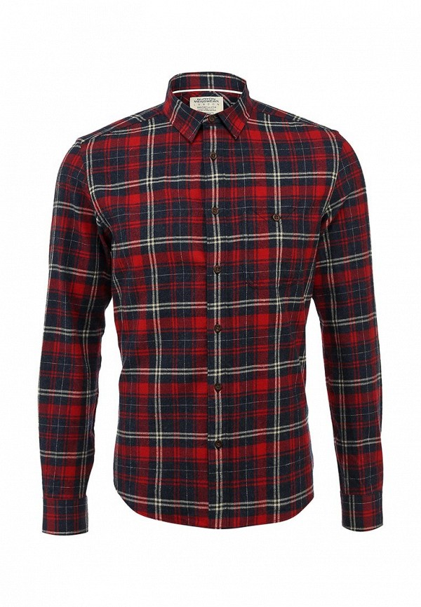 Рубашка с длинным рукавом Burton Menswear London 22S09FRED: изображение 1