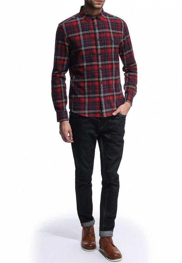 Рубашка с длинным рукавом Burton Menswear London 22S09FRED: изображение 3