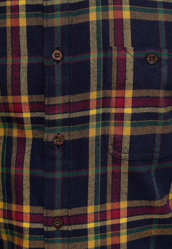 Рубашка с длинным рукавом Burton Menswear London 22S10FBLU: изображение 2