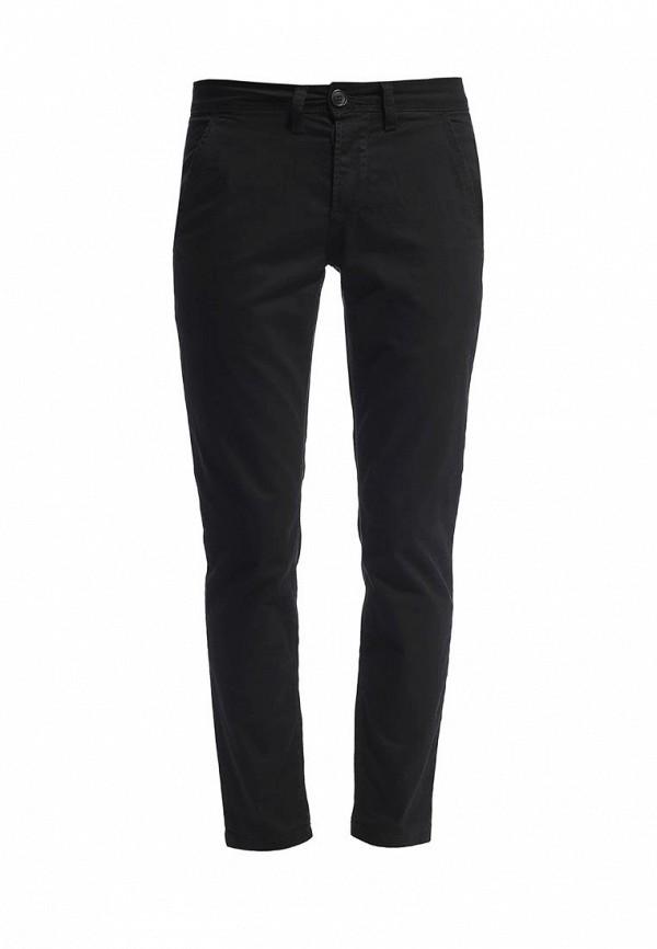 Мужские повседневные брюки Burton Menswear London 23C01FBLK: изображение 1