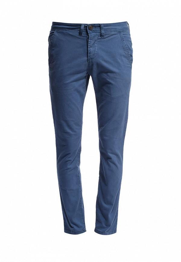 Мужские повседневные брюки Burton Menswear London 23C03FBLU: изображение 1