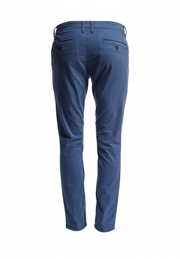 Мужские повседневные брюки Burton Menswear London 23C03FBLU: изображение 2