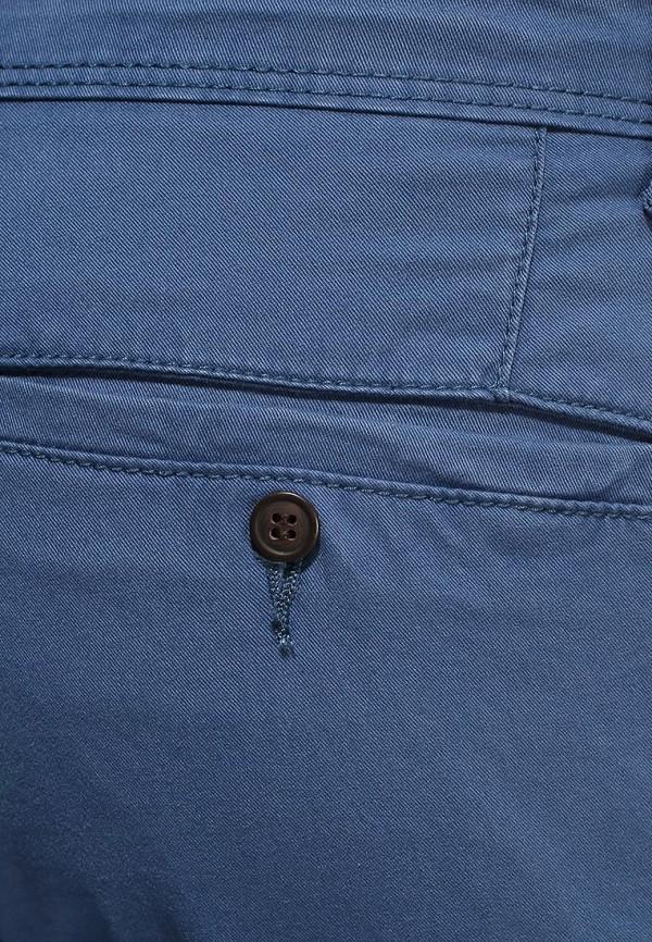 Мужские повседневные брюки Burton Menswear London 23C03FBLU: изображение 3
