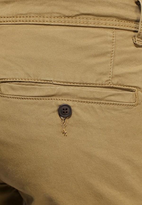 Мужские повседневные брюки Burton Menswear London 23C04FBRN: изображение 2