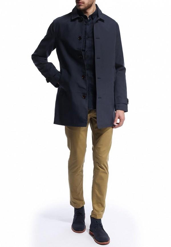 Мужские повседневные брюки Burton Menswear London 23C04FBRN: изображение 3