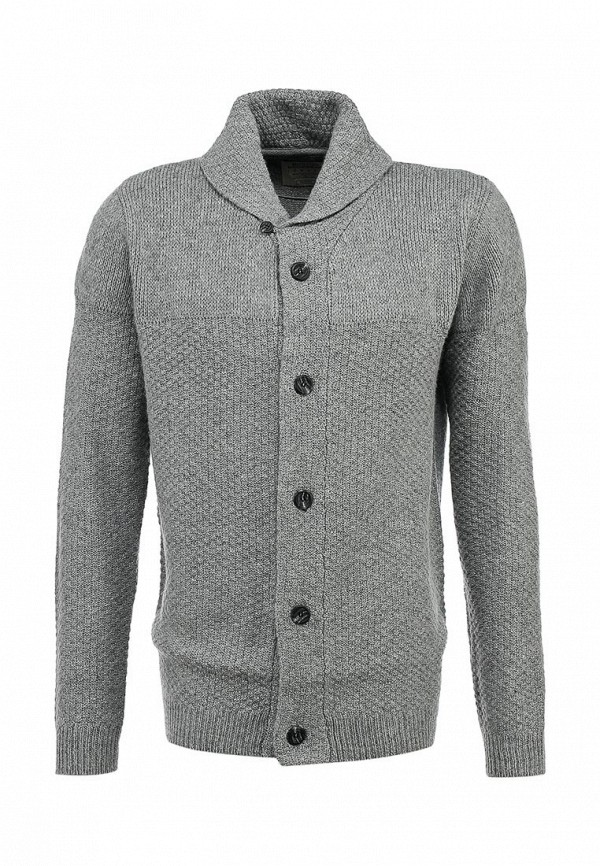 Кардиган Burton Menswear London 27A01FGRY: изображение 1