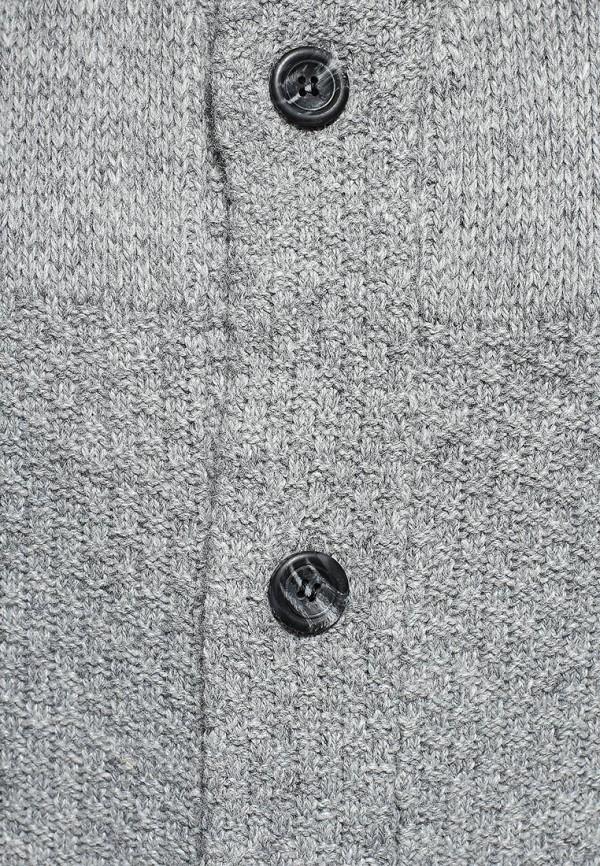 Кардиган Burton Menswear London 27A01FGRY: изображение 3