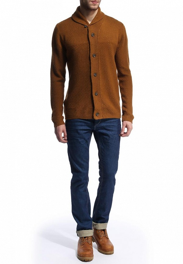 Кардиган Burton Menswear London 27A01FYLW: изображение 4