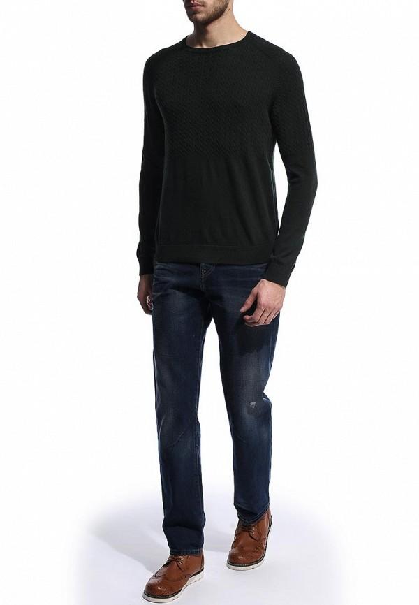 Пуловер Burton Menswear London 27B03FGRN: изображение 3