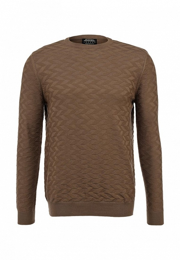 Пуловер Burton Menswear London 27B04FBRN: изображение 1