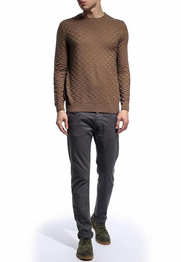 Пуловер Burton Menswear London 27B04FBRN: изображение 3