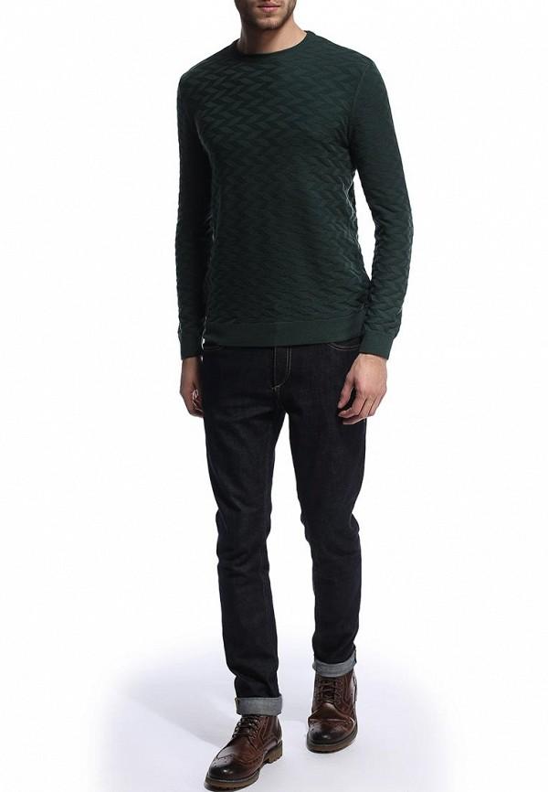 Пуловер Burton Menswear London 27B04FGRN: изображение 4