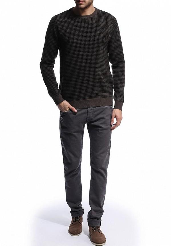 Пуловер Burton Menswear London 27D03FBRN: изображение 3