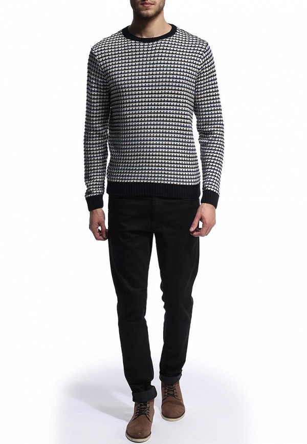 Пуловер Burton Menswear London 27D06FBLU: изображение 4