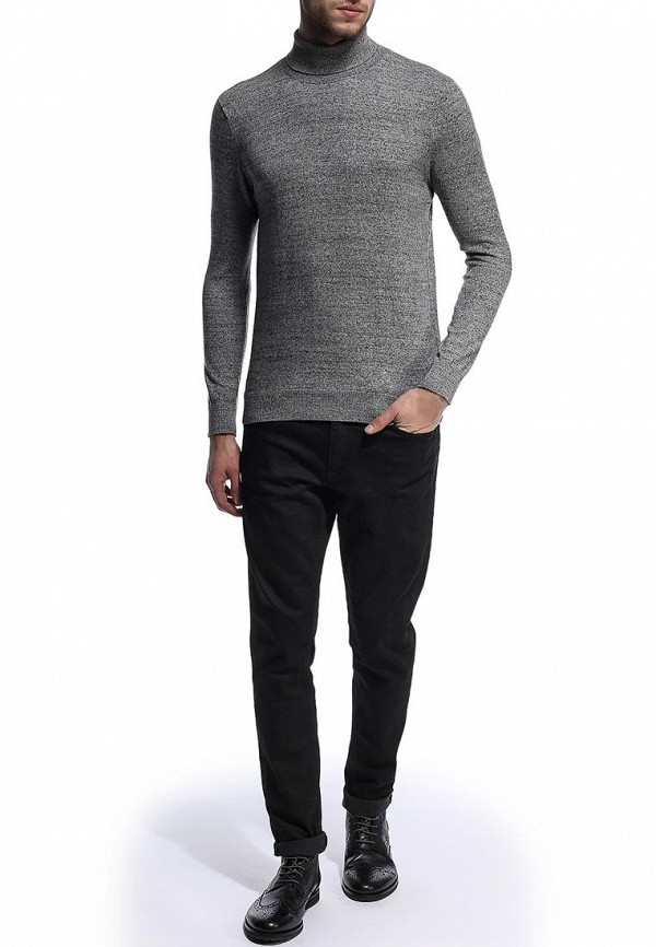 Водолазка Burton Menswear London 27F03FGRY: изображение 3
