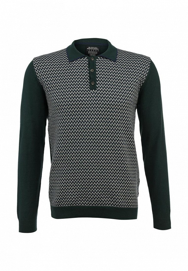 Пуловер Burton Menswear London 27P02FGRN: изображение 1